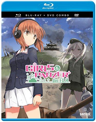 Girls & Panzer Der Film [Blu-ray]