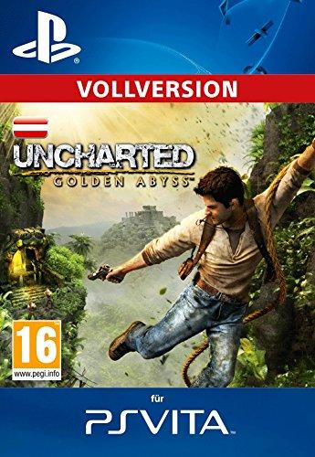 Uncharted: Golden Abyss [PS Vita PSN Code für österreichisches Konto]