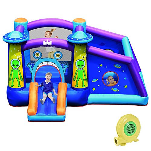 WYJW Inflatable Bounce House