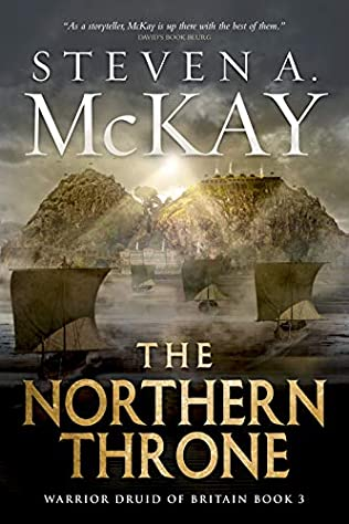 book cover of The Northern Throne