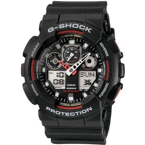 Casio GA100-1A4 - Reloj para Hombres