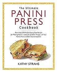 Image of The Ultimate Panini Press. Brand catalog list of Harvard Common Press.