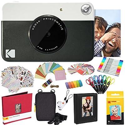 KODAK odak Printomatic Instant Camera All-in-Bundle from Kodak