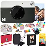 Best Kodak All In One Printers - Kodak Printomatic Instant Camera (Black) All-in-Bundle + Zink Review