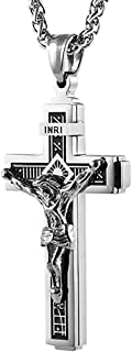 Best catholic jesus necklace Reviews