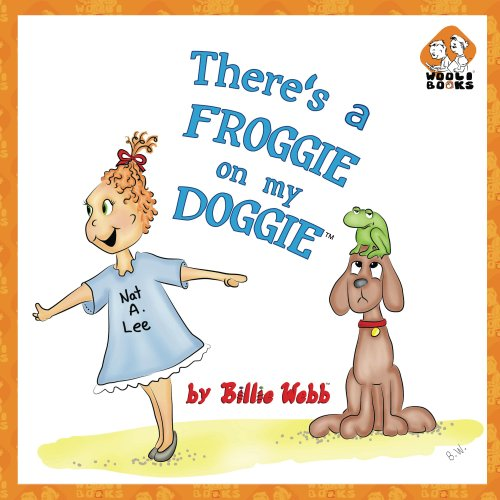 There's a Froggie on my Doggie (English Edition)