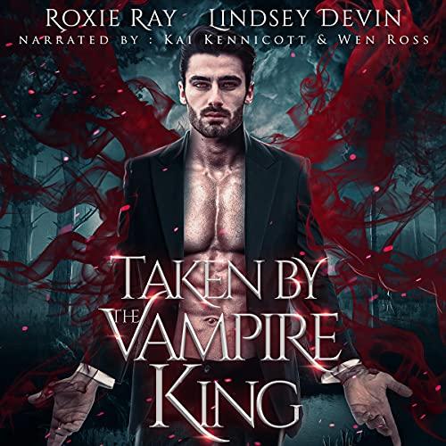 Taken by the Vampire King cover art