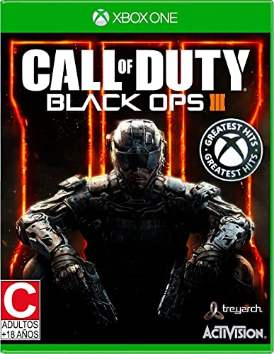 Call of Duty Black Ops 3 Greatest Hits Xbox One