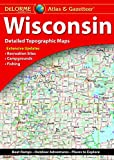 DeLorme Atlas & Gazetteer: Wisconsin (Wisconsin Atlas and Gazeteer)