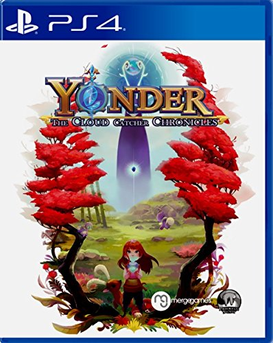 Yonder The Cloud Catcher Chronicles - PlayStation 4