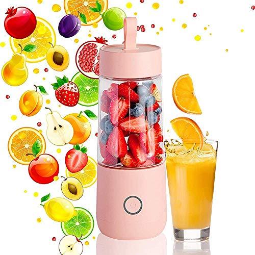 Máquinas de exprimidor, licuadora de jugo, batidora de juicer portátil / mezclador de frutas...