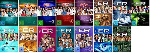 Emergency Room, Staffel 1-15