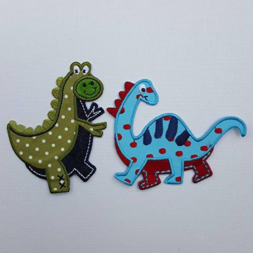 TrickyBoo T-Rex 7X9Cm Diplodocus 10X8Cm
