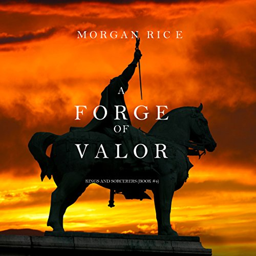 A Forge of Valor cover art