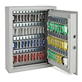 VonHaus 71 Key Digital Safe - Wall Mountable Key Storage - Digital Solenoid Lock with Keypad Access - Light Indicators - Ideal For Home/Office/Business