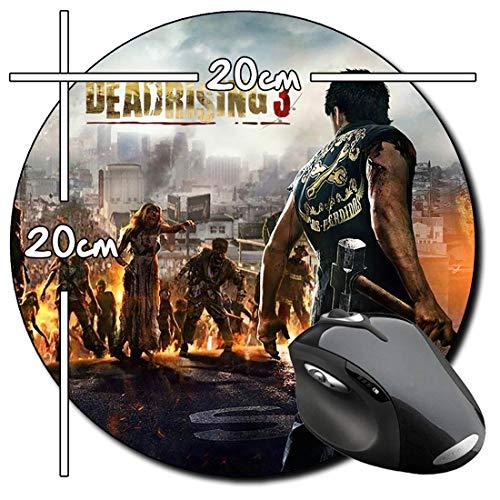 Dead Rising 3 A Rund Mauspad Round Mousepad PC