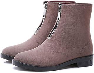 ZOSYNS Dameslaarzen bruikbare rubberlaarzen mode regenlaarzen outdoor schoenen 36-40
