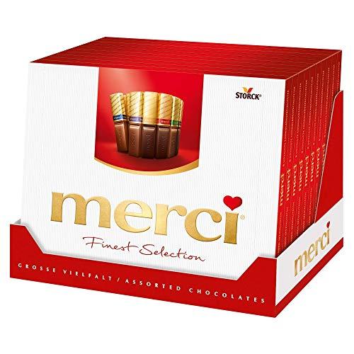 merci Finest Selection (5 x 250g) / Große Vielfalt