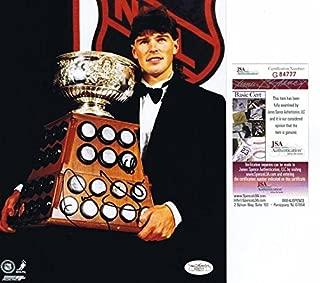 Jaromir Jagr Signed Photograph - 8x10#G84777 - JSA Certified - Autographed NHL Photos