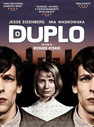 Dvd - O Duplo - Jesse Eisenberg