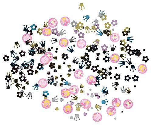 amscan - 9900409 - Décoration Confetti - My Princess