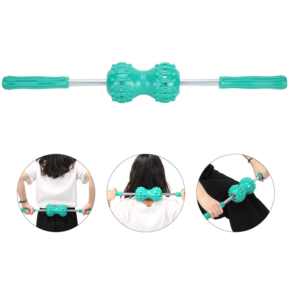 Muscle Roller Massage Stick Multifunctional Magnet Rolle 2021 autumn and Los Angeles Mall winter new