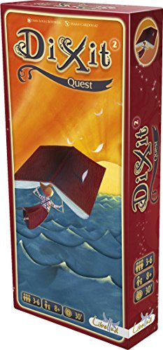 DIXIT- Quest (Libellud DIX02ML)