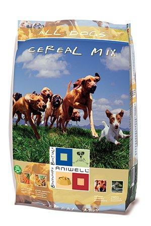 Aniwell - Cereal Mix per Cani, Sacco da 4kg