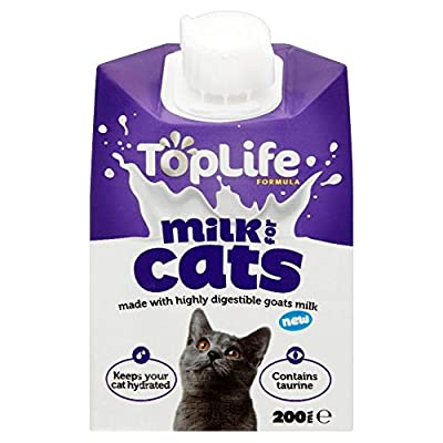 Top Life Formula Cat Milk (200ml)