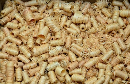 Preisvergleich Produktbild Ingbertson 12, 5kg Skandi-Flash - natürliche Ofenanzünder aus Holzwolle in Wachs getränkt Grillanzünder Wachs Kaminanzünder Holzanzünder Zündwolle Anzünder für Ofen / Kamin