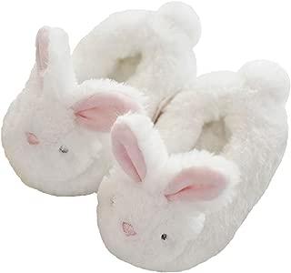 Kid's Cute Fleece Memory Foam Trick or Treat Halloween House Slippers