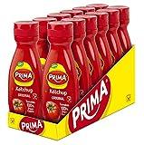 Prima - Ketchup Prima Original, Elaborado con Tomates Españoles, Pack 12 x 600gr