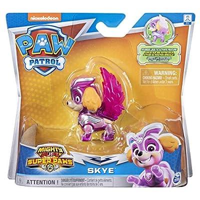 Paw Patrol Paw FGR HeroPup MightySkye VN GML, 6052293, colores surtidos, 1 unidad de Spin Master
