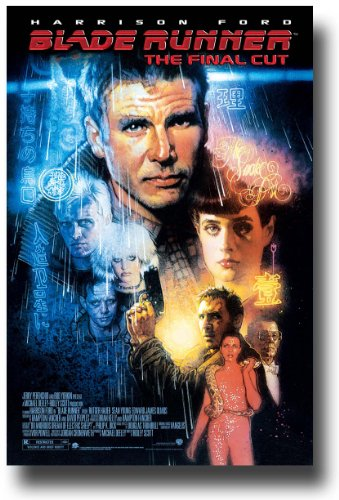 Blade Runner - The Final Cut 11 x 17 Movie Poster - Style A MasterPoster Print, 11x17