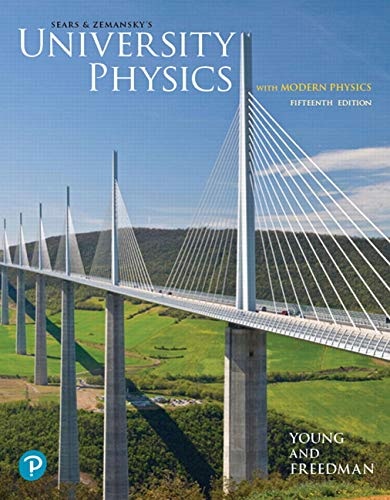 University Physics with Modern Physics Plus Mastering Physics with Pearson eText -- Access Card Package (15th Edition)