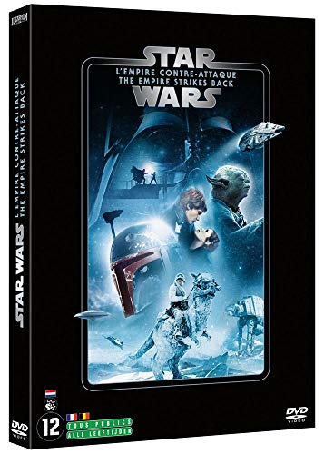 STAR WARS Episode V - L'EMPIRE CONTRE-ATTAQUE - DVD