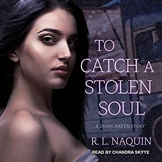 To Catch a Stolen Soul audiobook cover art