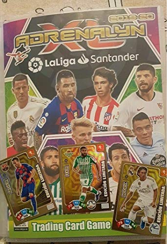Panini Album Completo ( 463 Cards) de Adrenalyn XL 2019-2020