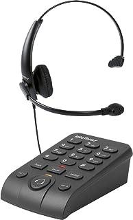 TELEFONE HEADSET HSB50 4013330 - intelbras, Preto