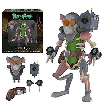 Funko 29783 Action Figure  Rick & Morty Pickle Multicolor