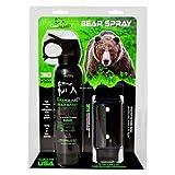 Griz Guard Bear Spray & Griz Guard Holster - Strongest Formula Allowed by EPA (7.9 oz)