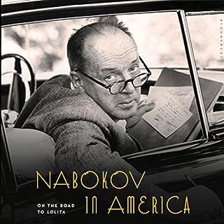 Nabokov in America audiobook cover art
