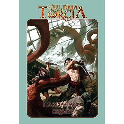 Serpentarium L'Ultima Torcia : L'ARCIPELAGO Cremisi Gioco di Ruolo