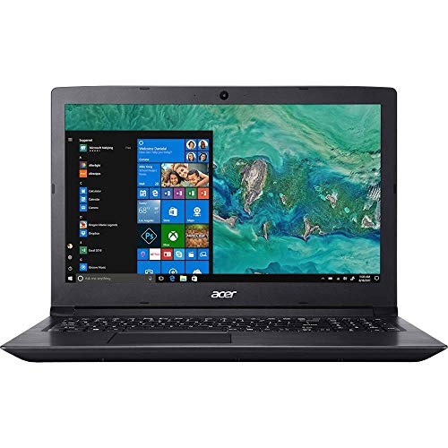 "Acer Aspire 3 15.6"" LED HD Laptop AMD Ryzen 3 2200U Radeon Vega 3 Graphics 1TB Hard Drive 8GB DDR4 Memory 802.11ac WiFi USB 3.0 Webcam SD Card Reader HDMI Ethernet Windows 10 Home"