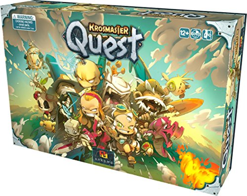 Krosmaster Quest Core Box
