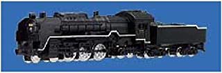 [NEW] N gauge train die cast scale model No.48 C-62 steam locomotive
