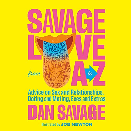 Couverture de Savage Love from A to Z