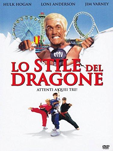 Lo Stile Del Dragone  [Italia] [DVD]
