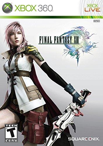 Nc Games 01311303492 Final Fantasy Xiii - Rpg - Futurista - Yuna - White Engine - Xbox 360