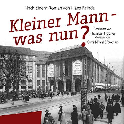 Kleiner Mann - was nun? cover art